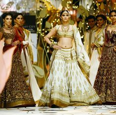 Sonam Kapoor at the Day 4 of the ongoing Aamby Valley India Bridal Fashion Week 2013. #Bollywood #Fashion