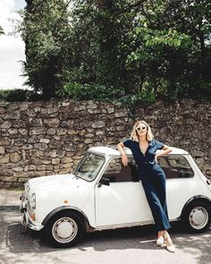 Jumpsuits - Every French Girl Has in Her Closet via @WhoWhatWear