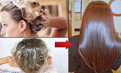 Mascarilla para el cabello, fomenta el crecimiento y detiene la caída