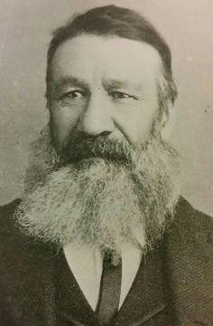 Kommandant-Generaal Piet Joubert. Hoof van die Boere magte, 1899.