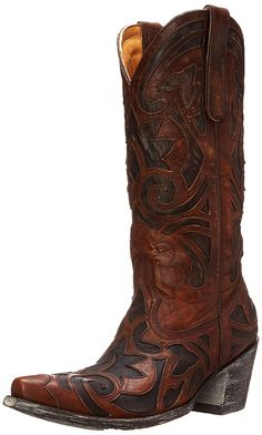 Old Gringo Women's Greeks Western Boot * Review more details here : Boots Mid Calf
