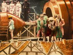 Le Voyage dans la Lune (Georges Melies 1902) Tableau 4b