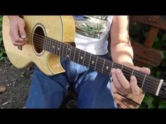 Beginner - How to Play the E Blues SHUFFLE  - Blues Guitar Lessons - YouTube