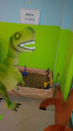 Roaaaar DINO party decorations
