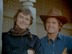 Hannibal Heyes and Kid Curry