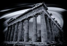 Atop the Acropolis by Micah Goff on 500px