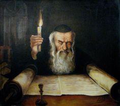 Candlelight Torah Reading