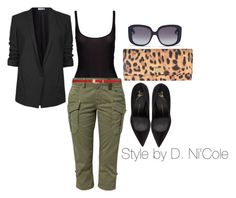 """Untitled #1337"" by stylebydnicole ❤ liked on Polyvore"