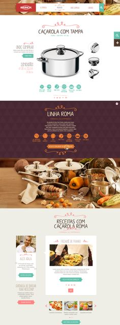 Brinox (Proposta) - Designer - Vinícius Costa