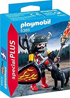 Amazon.de:Playmobil 5385 - Wolfskrieger