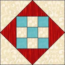 Block of Day for December 12, 2016 - Nine Patch Square