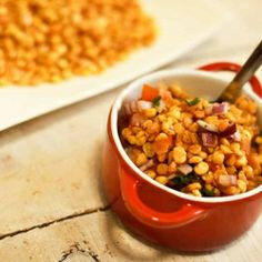 Chatpati Channa Dal, A Delicious Tea Time Snack   #IndianSnacks