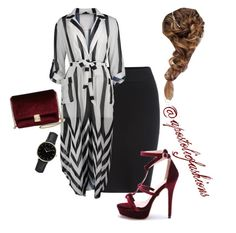 Apostolic Fashions #1671 by apostolicfashions on Polyvore featuring polyvore, fashion, style, KC Jagger, ROSEFIELD and clothing