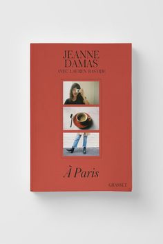 On Rouje online shop, You can get Jeanne's book signed by her. If you are interested, Check it :)   / www.rouje.com Jeanne Damas, Books To Read, My Books, Lp Cover, Magazine Cover Design, Old Soul, Parisian Chic, Fashion Books, Quality Time