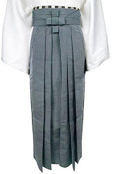 4b51e02ced7 KYOETSU Men's Japanese Thin Stripe Hakama Pants Type - Medium, Smoky Blue  Male Kimono,. costumesmaster.com