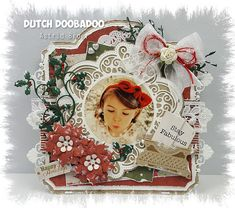 Dutch Doobadoo bloghop !!!