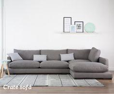 ¡Un sofá que enamora por su diseño y su comodidad!