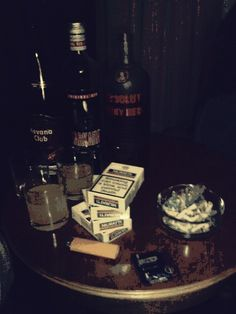 lets's drink, smoke and fuck