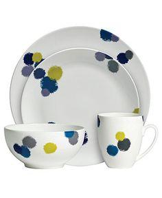 dinnerware by vera wang
