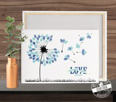 Do you want a different guest book for your party? At the Weddingtr . Art Auction Projects, Diy Craft Projects, Paper Flowers Craft, Flower Crafts, Teacher Appreciation Gifts, Teacher Gifts, Diy Halloween, Diy For Kids, Crafts For Kids