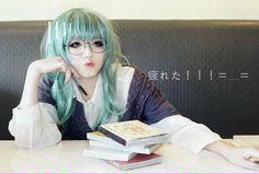 -Cosplay: Eto -Anime: Tokyo Ghoul