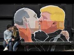Putin & Trump Lock Lips