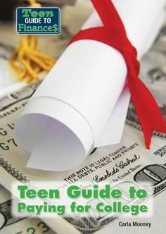 Presents information and advice for teens on paying for college, covering scholarships, student loans, and repayment programs.