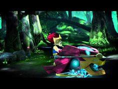 LEGO® CHIMA™ - Speedor Crash Blooper