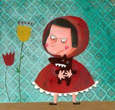 Caperucita Roja - La versión del lobo : ProfeDeELE.es