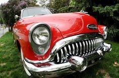 1953 Buick Convertible