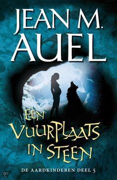 http://gelukken.be/ likes this ••• Tot en met 5 gelezen. Wordt vervolgd. De Aardkinderen  / 5 Een vuurplaats in steen - Jean M. Auel