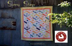 Moda Bake Shop: Sunny Steps Quilt