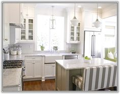 Martha Stewart Kitchen Cabinets Sharkey Gray Home Design Ideas New Living Kitchens The Depot Video