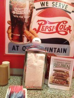 Nitro at the diner in Fredericksburg 2014