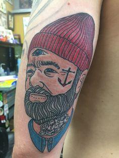Still making tattoos.