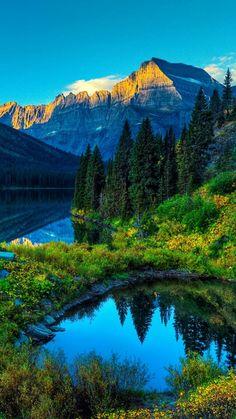 Beautiful and peaceful