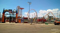 Luna Park Coney Island New York