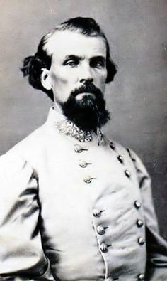 Nathan Bedford Forrest.  Perhaps the most misunderstood historical figure.  This former slave trader joined the confederate army as a private and rose to the rank of general.  Yes; he was affiliated with the KKK after the war but actually disbanded it when it became racist.  He went on the become the founder of affirmative action by creating a railroad company which mandated that a certain percentage of blacks must be employed.