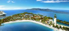 Looking for a new cruise port to visit in the Caribbean? Harvest Caye, Norwegian Cruise Line's private cruise destination in Belize, is scheduled to open in November 2016. Norwegian Cruise Line revealed today details on its new highly-anticipated premier Western Caribbean destination experience, Har…