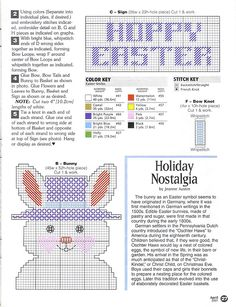 EASTER SMILES by KATHLEEN HURLEY 2/3