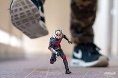 Des figurines de superhéros prennent vie dans ces 15 photos hilarantes