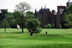 The Royal Musselburgh Golf Club - less than a mile from Grange Manse and the 5th oldest golf course in the world!