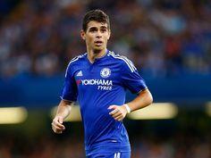 Result: Oscar scores twice for Chelsea in pre-season win over AC Milan
