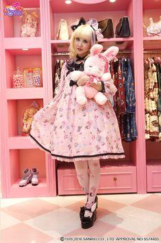 Angelic Pretty 7F SHINJUKU MARUI ANNEX 3-1-26 Shinjuku, Shinjuku-ku Tokyo