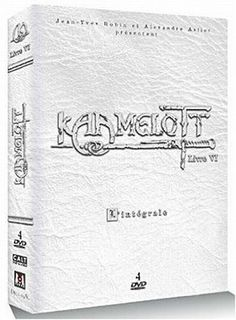 Kaamelott : Livre VI - Coffret 4 DVD M6 VIDEO http://www.amazon.fr/dp/B002CQV6G2/ref=cm_sw_r_pi_dp_-luQwb1E0T390