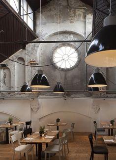 LTVs, Lancia TrendVisions, Mercat, Amsterdam, Concrete Architectural Associates