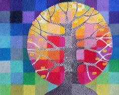 Loretta Grayson's Test Pattern Tree