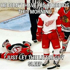 Fear the Detroit Red Wings