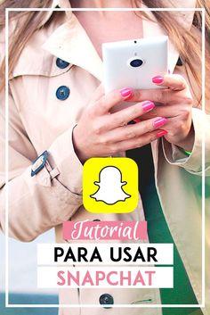 Tutorial de cómo usar snapchat