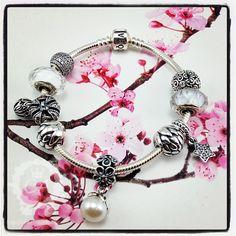 Cherry blossom pandora